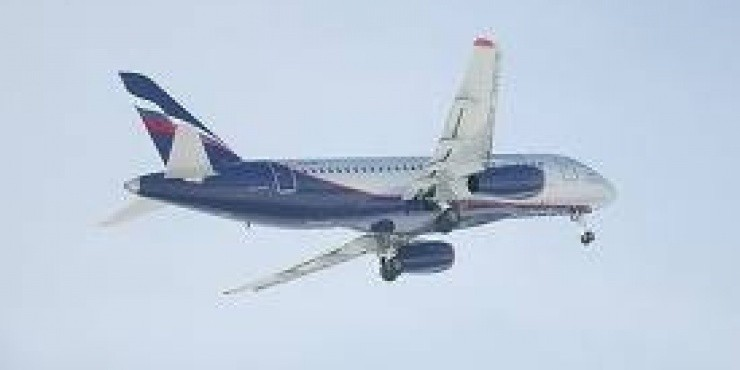 У SuperJet 100 Аэрофлота неисправен кондиционер