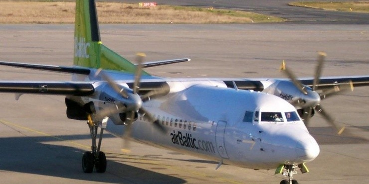 Распродажа AirBaltic - Вишневый вторник