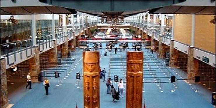 Канадец будет жить в аэропорту Ванкувера 80 дней