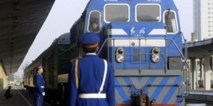Поезд Ким Чен Ира едет в Сибирь