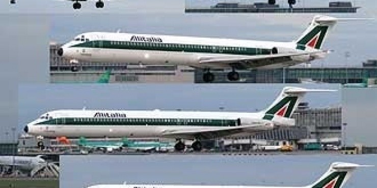 Распродажа Alitalia по промо-коду