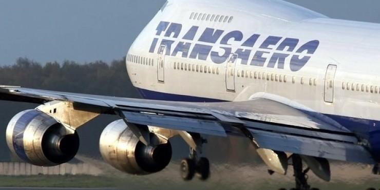 Трансаэро запускает рейс Москва-Пермь