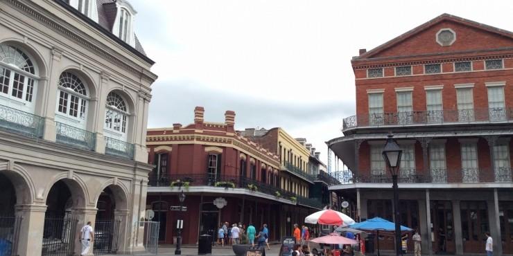 Новый Орлеан: Джаз, Вуду, Французский дух