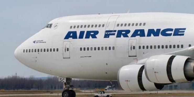 Скидочный купон на 30 евро от Air France