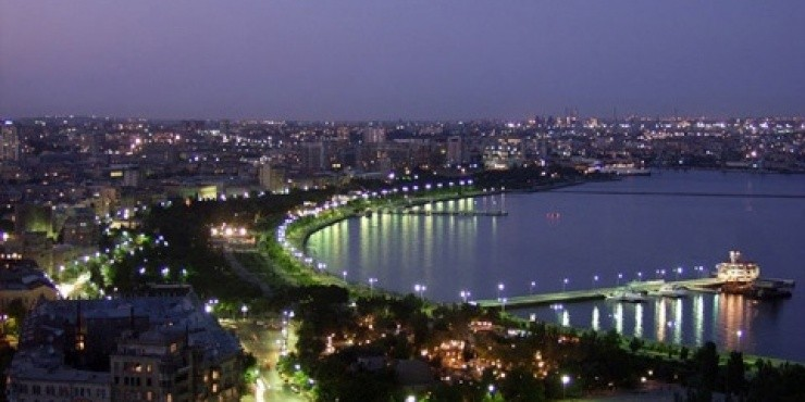 Распродажа Аэрофлота в Баку