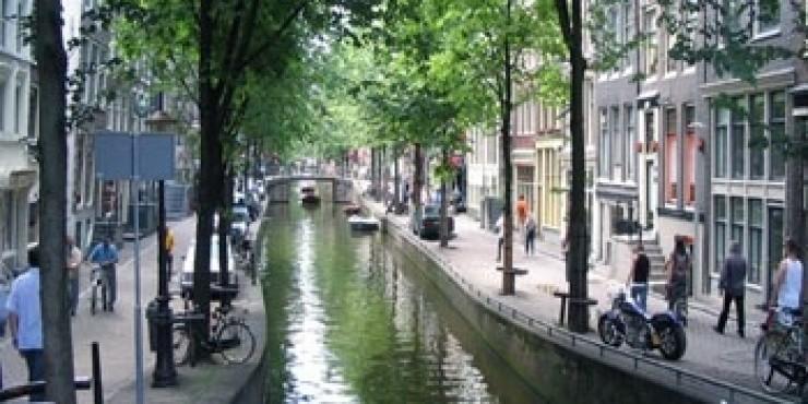 Распродажа KLM в Амстердам