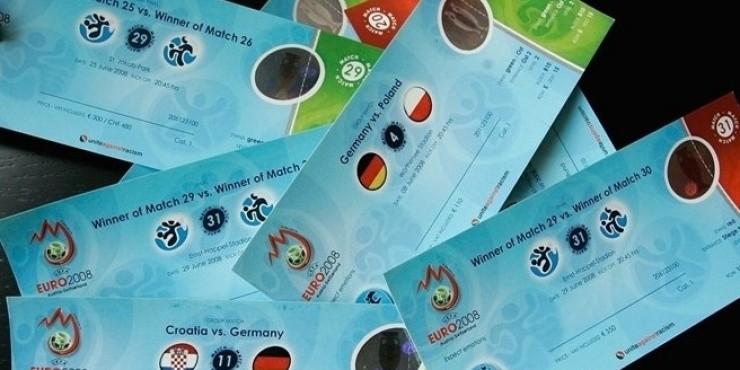 10 способов как купить билеты на Евро 2012