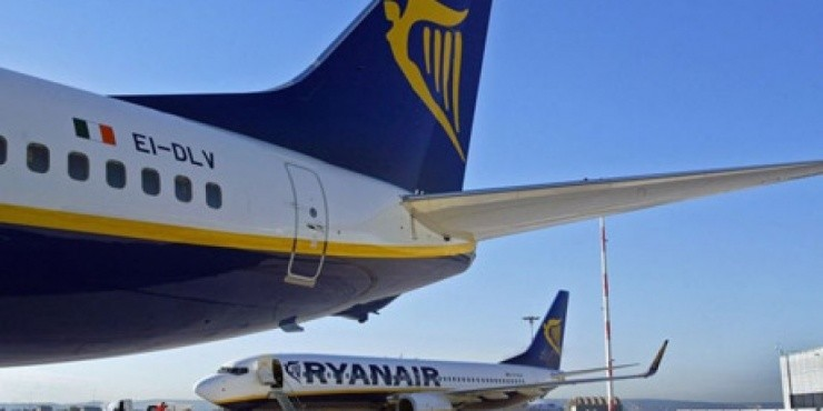 Ryanair заменит Malev