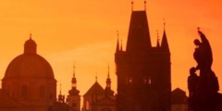 Такая заветная Прага!