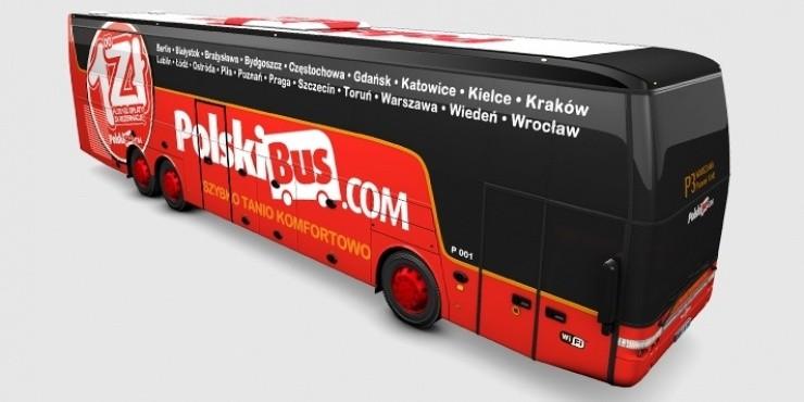 PolskiBus - первая автобусная лоукост компания в Польше