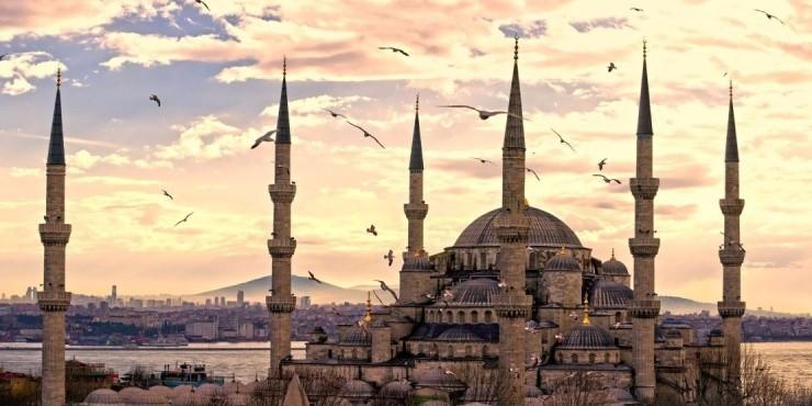 Стамбул, Баку, Тегеран, Тбилиси от 6 тысяч рублей