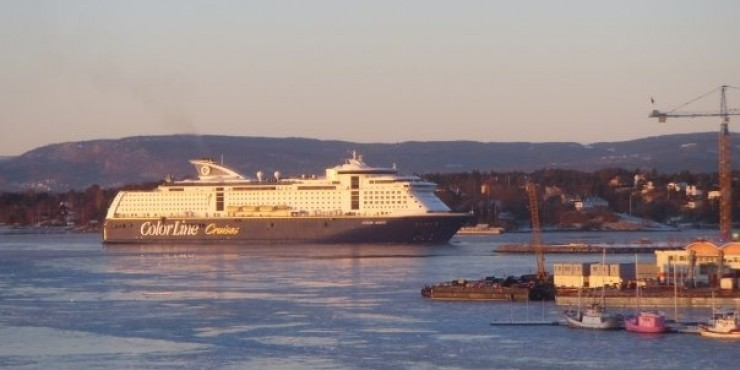 По следам викингов...  2-11 января 2009 года