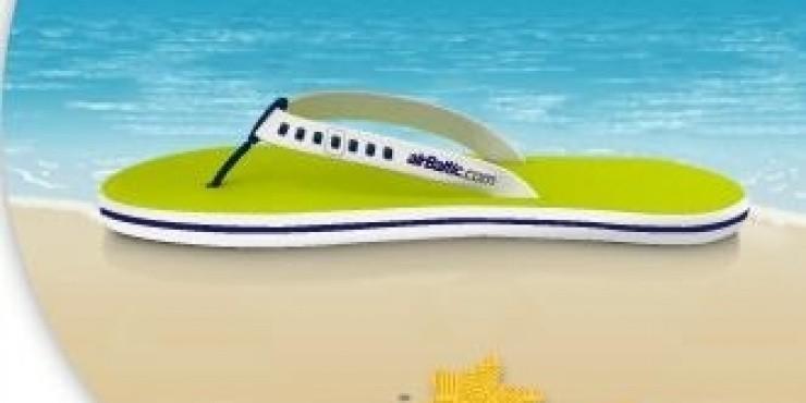 Распродажа летних и осенних полетов от AirBaltic