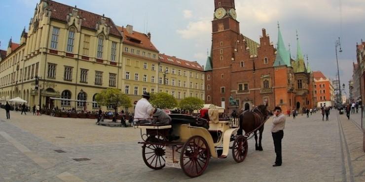 10 вещей, что нужно сделать в славном польском Вроцлаве