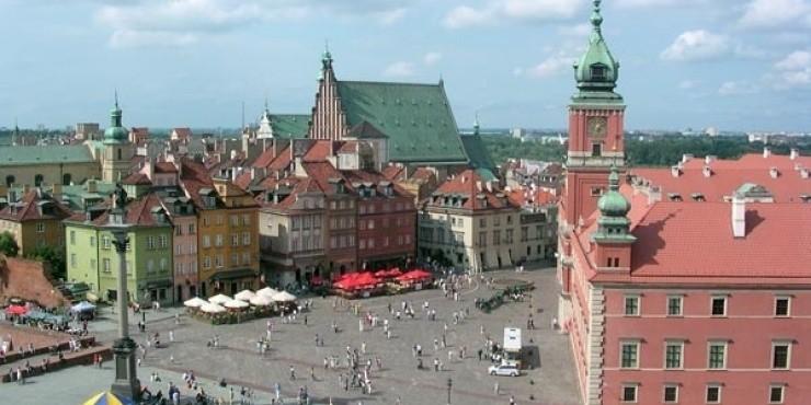 Распродажа Аэрофлота в Варшаву
