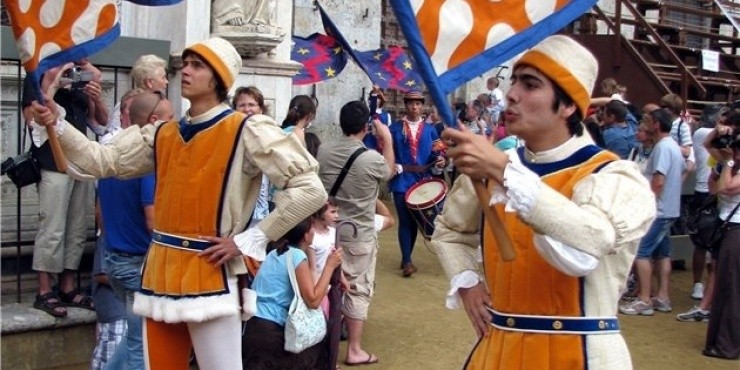 Фестивали и праздники в Италии