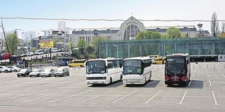 Автобусы в Украине