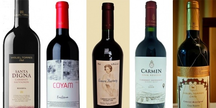 5 вин, которые стоит попробовать в Чили