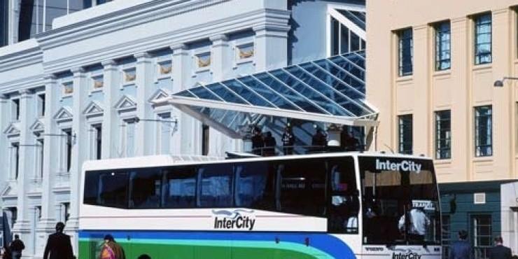 Автобусы в Новой Зеландии
