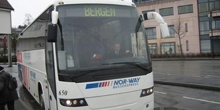 Автобусы в Норвегии