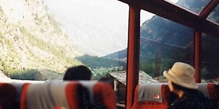 Поезда и железная дорога в Швейцарии