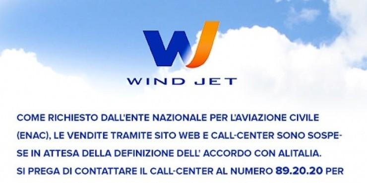 Wind Jet - банкрот