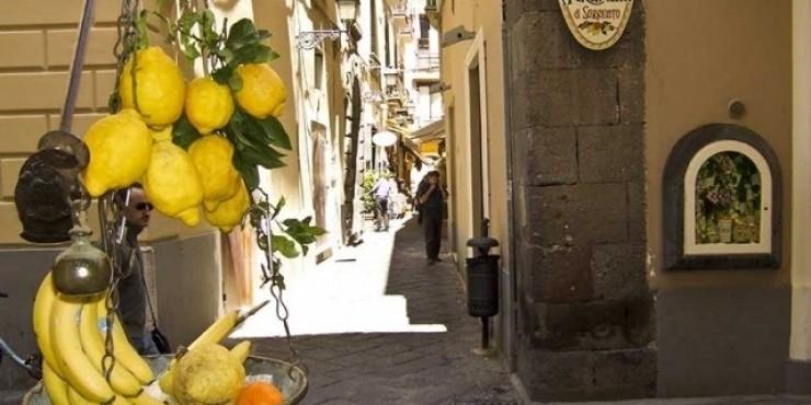 Сорренто. Италия