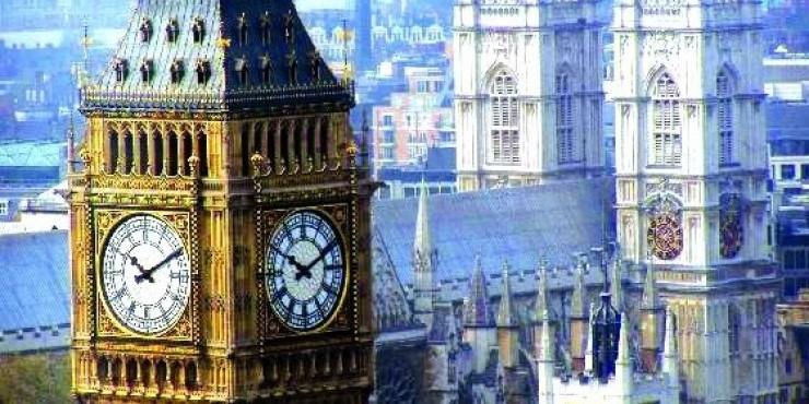 Распродажа British Airways из Санкт-Петербурга в Лондон