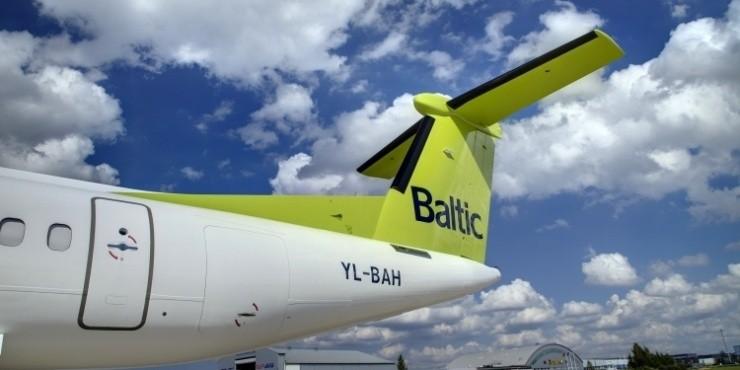 Глобальная распродажа от AirBaltic