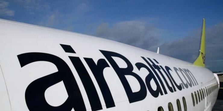 Вторничная распродажа авиабилетов от AirBaltic