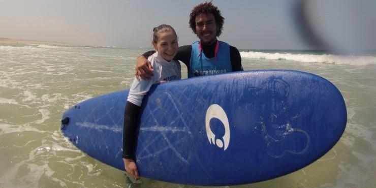 Как не стоит выбирать серф-школу и как попасть в Спарту во Франции