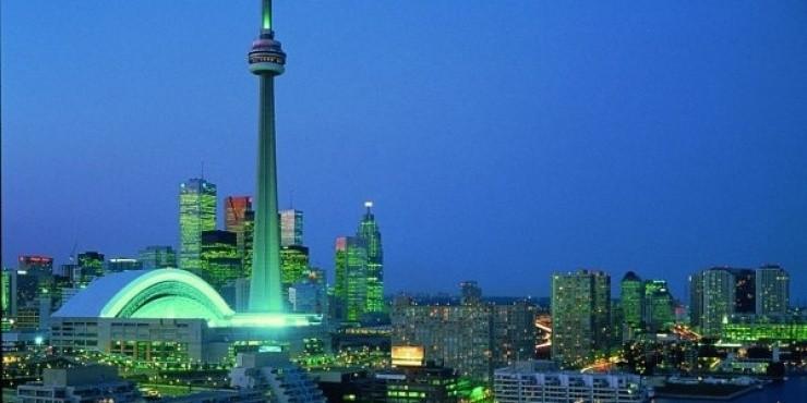 Распродажа Аэрофлота в Торонто