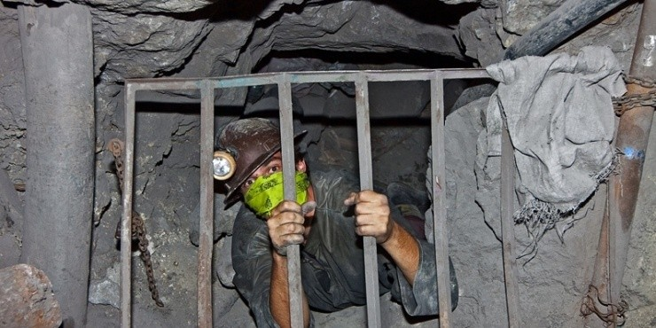 Врата Ада боливийского Потоси