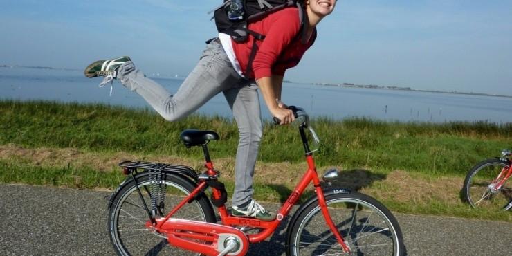 Как и где взять в аренду велосипед в Амстердаме