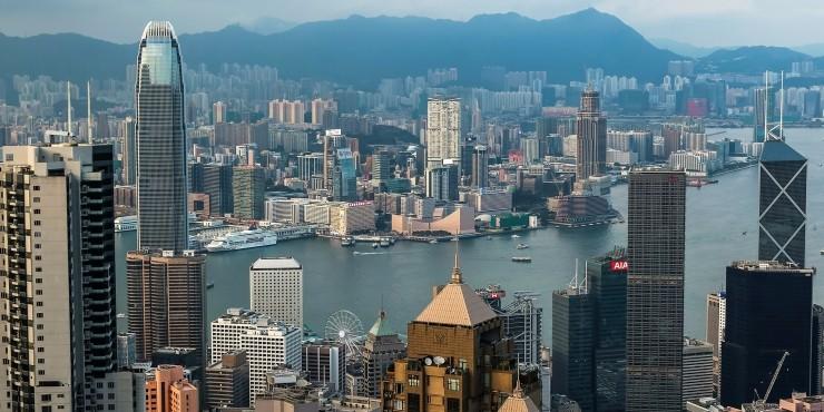 Гонконг и Макао. Сентябрь 2016