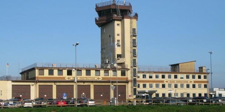 Аэропорт Франкфурт Ханн (Hahn airport), Германия