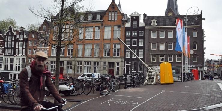 Глава 4. Амстердам.