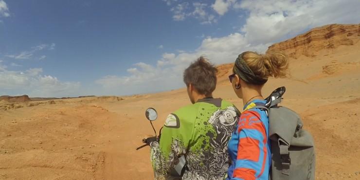 12 000 км на мотоцикле по России и Монголии без опыта вождения
