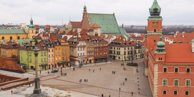 10 вещей, которые нужно сделать в Варшаве