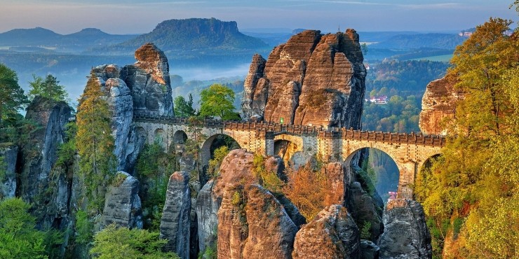 Национальные парки Европы