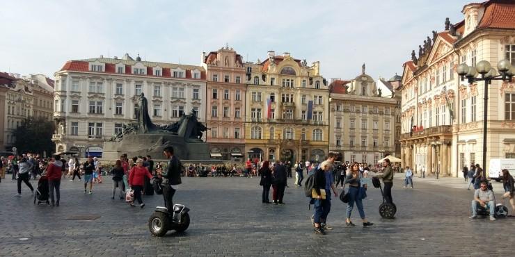 Чехия за 4 дня: Прага, Карловы Вары, Чески Крумлов