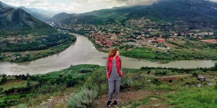 Я переехала в Тбилиси